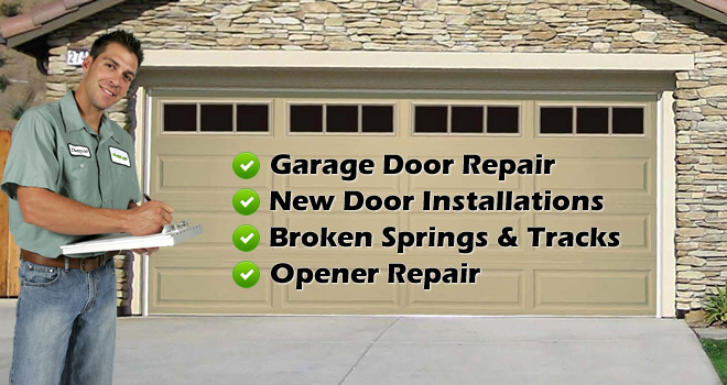 garage door repair service installation in crystal lake il